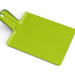 Joseph joseph - chop 2 pot deska do krojenia składana zielona