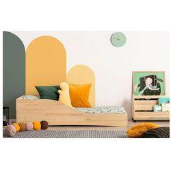 Producent: elior Drewniane łóżko młodzieżowe abbie 4x- 21 rozmiarów