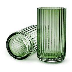 Wazon szklany 12 cm, zielony - Lyngby Porcelain, 201037