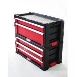 Regał narzędziowy 2 szuflady Keter