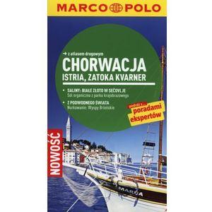 Chorwacja Istria, Zatoka Kvarnera. Marco Polo przewodnik, DAUNPOL