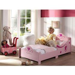 Łóżko dla dziecka Princessa 140x70cm
