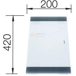 Deska do krojenia BLANCO 219644 (42 x 20 cm)
