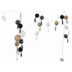Melinera® girlanda świetlna z diodami led, 2 wzory