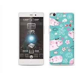 Fantastic case - allview x1 soul - etui na telefon fantastic case - różowe świnki od producenta Etuo.pl