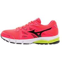Mizuno SYNCHRO MD Obuwie do biegania treningowe diva pink/black/safety yellow