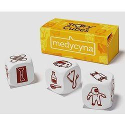 Story cubes medycyna, marki Rebel