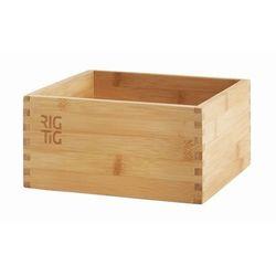 - pudełko drewniane woodstock marki Rig tig