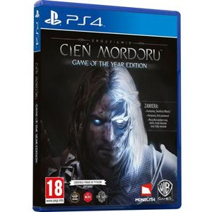 Śródziemie: Cień Mordoru (PS4)