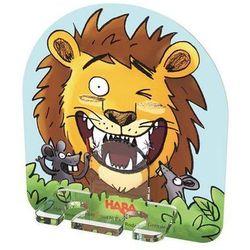 Haba Uchwyt na szczotki do zębów lew (4010168218656)