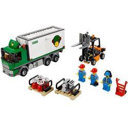 Zabawka Lego City Ciężarówka 60020 z kategorii [klocki dla dzieci]