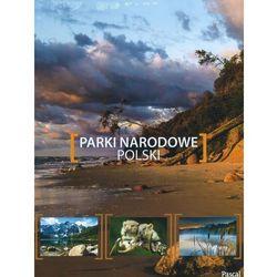 Parki narodowe Polski + zakładka do książki GRATIS, rok wydania (2016)