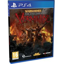 Warhammer The End Times Vermintide z kategorii [gry PS4]