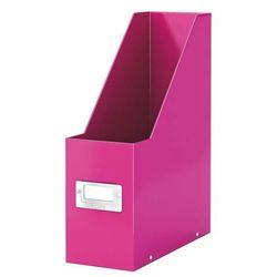 Pojemnik na dokumenty Leitz Wow A4/10cm 6047-23 różowy