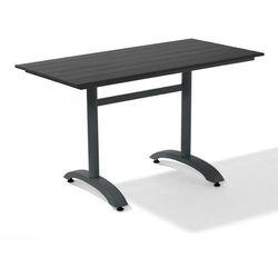 Stół prostokątny ogrodowy z kategorii stoły ogrodowe