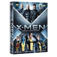 X-Men: Przeszłość, która nadejdzie / X-Men: Pierwsza Klasa (2BD)