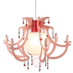Niermann standby Lampa wisząca rosata (4036239001798)