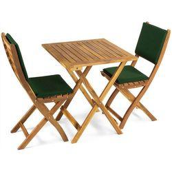 Poduszki ogrodowe  fdzn 9025 zielony marki Fieldmann