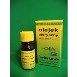 OLEJEK ŚWIERKOWY (z igieł) 7ml (olejek eteryczny)
