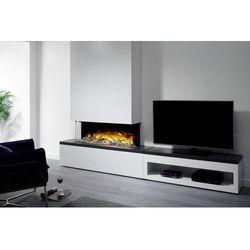Flamerite fires - nowość 2021 Kominek wolnostojący flamerite fires tropo 1000 cb link z szafką pod tv.efekt płomienia nitra flame-20 kolorów ognia-promocja