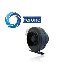 Wentylator kanałowy, metalowy 150mm, 740m3/h (FKM150) (wentylator)