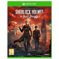 Sherlock Holmes The Devil's Daughter (Xbox One)