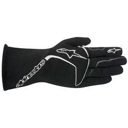 Rękawice Alpinestars Tech 1 Race - Czarno / Zielony \ S - produkt z kategorii- Rękawice motocyklowe