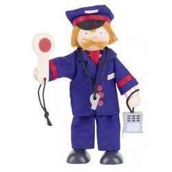 Kukiełka konduktor - zabawki dla dzieci ze sklepu www.epinokio.pl
