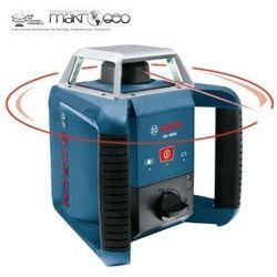 Niwelator laserowy Bosch Professional GRL 400 H + BT 170 + GR 240 Pełny Zestaw, towar z kategorii: Niwelatory