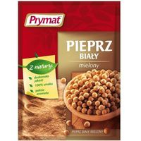 Pieprz biały mielony 15 g  marki Prymat
