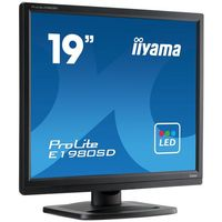 LED Iiyama E1980SD-B1