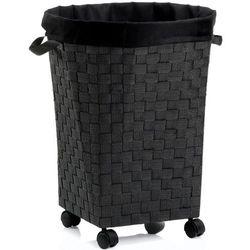 kosz na pranie, śred. 44 x 55 cm, czarny marki Kela