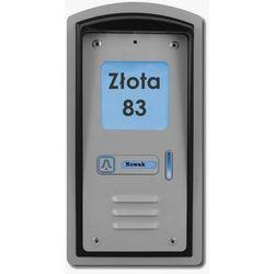 Bra-1uq mod Bezawaryjny domofon jednorodzinny okienko adresowe, czytnik
