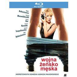 Wojna żeńsko-męska (Blu-ray) - sprawdź w wybranym sklepie