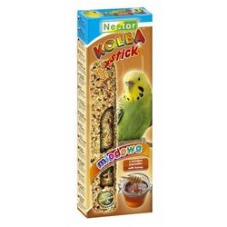 Kolba Papuga mała miodowa, Nestor