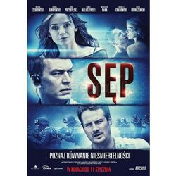 Sęp (booklet Blu-ray)