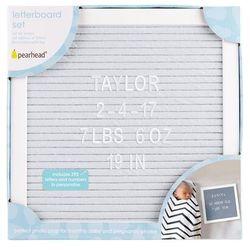 tablica z literkami gray marki Pearhead