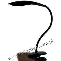Lampa biurkowa LED Swan Clips