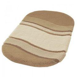 Dywanik łazienkowy 60x100 cm siesta piaskowy kw-5476231360 od producenta Kleine wolke
