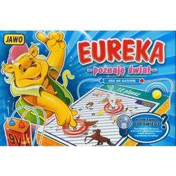 Jawo, Eureka, Poznaję świat, gra planszowa na baterie