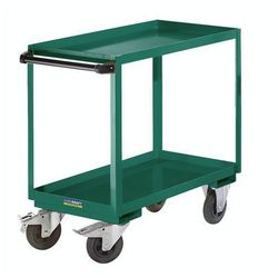 Montażowy wózek pomocniczy premium,2 piętra, nośność 250 kg