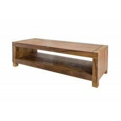 INVICTA szafka pod telewizor MADEIRA II - 110 cm Sheesham, drewno naturalne