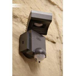 Osram Noxlite zewnętrzny kinkiet LED Czarny, Siwy, 1-punktowy - Nowoczesny/Design - Obszar zewnętrzny - Noxlite - Czas dostawy: od 8-12 dni roboczych (4008321960962)