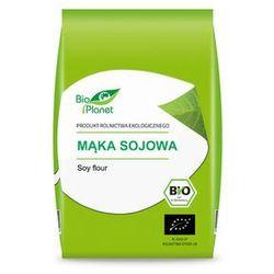 Mąka sojowa bio 400g - , marki Bio planet