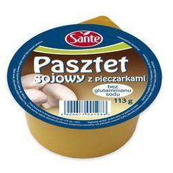 Pasztet sojowy z pieczarkami 113g Sante (5900617001986)