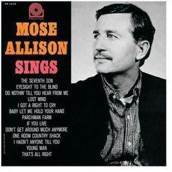 Mose Allison Sings (jazz)