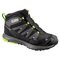 Buty trekkingowe  trail mid cs wp j (356947) marki Salomon