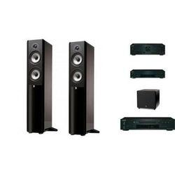ONKYO A-9030 + C-7030 + T-4030 + BOSTON ACOUSTICS A250 + A SUB250 - wieża, zestaw hif z kategorii Zestawy Hi-Fi