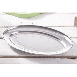 Giardino / home-akcesoria kuchenne Giardino home taca metalowa owalna 24.5x15cm