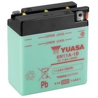 Akumulator motocyklowy Yuasa 6N11A-1B 6V 11.6Ah